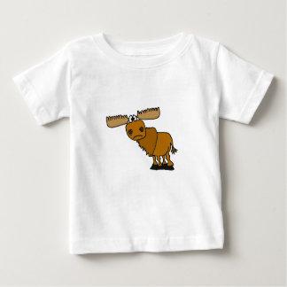 XX- Goofy Moose Design T Shirts