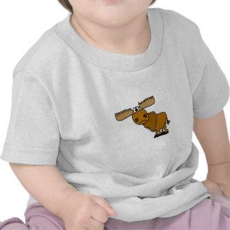 XX- Goofy Moose Design Tshirt