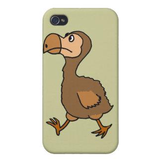 XX- Hilarious Dodo Bird Design Cases For iPhone 4