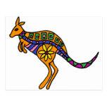 XX- Kangaroo Art