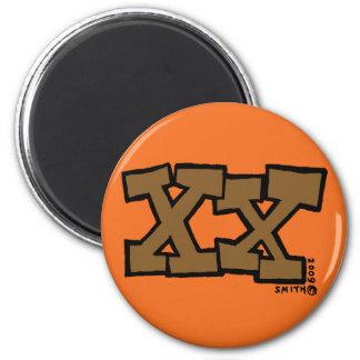 XX magnet