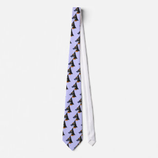 XX- Penguin Playing Saxophone Tie