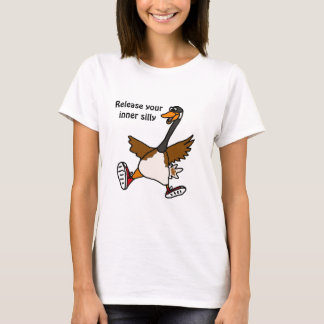 XX- Release Your Inner Silly - Goose T-Shirt