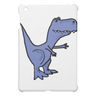 XX- T-Rex Dinosaur Cartoon iPad Mini Covers