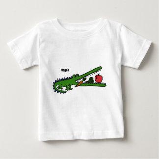 XX- Vegan Crocodile Baby T-Shirt