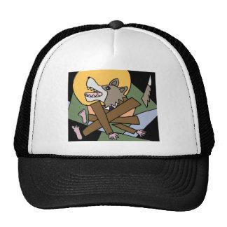 XX- Werewolf Transformation Mesh Hat