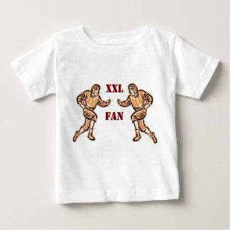 XXL Football Fan T-shirts