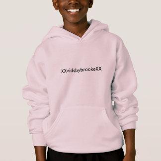 XXvidsbybrookeXX comfortable hoodie