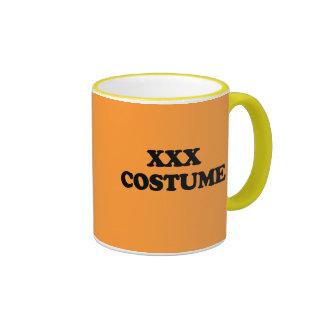 XXX COSTUME - MUGS