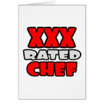 XXX Rated Chef