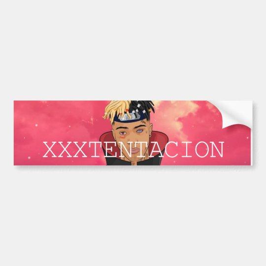 XXXTENTACIONSticker Bumper Sticker