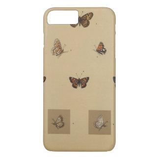 XXXVI Melitaea, Lemonias, Lycaena iPhone 8 Plus/7 Plus Case