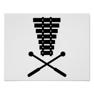 Xylophone Posters