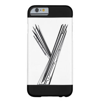"""""""Y"""" BARELY THERE iPhone 6 CASE"""
