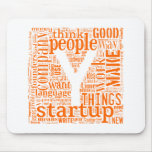 Y Combinator Mouse Pads