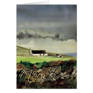 Y Croes, Mwnt, Cardigan Card