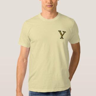 Y Illuminated Monogram T-shirts