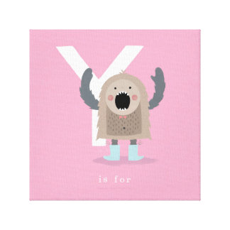Y is for... canvas prints