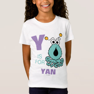 Y is for Yip-Yips | Add Your Name T-Shirt