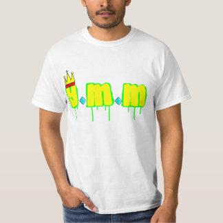 y.m.m shirt - white