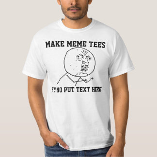 Y U NO T-Shirt
