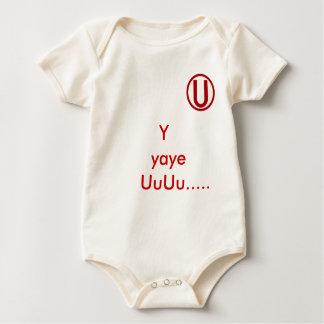 Y YAYE U! BABY BABY BODYSUIT