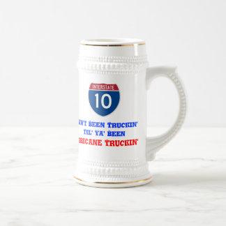 Ya' Ain't Been Truckin' Stein 22oz. Beer Steins