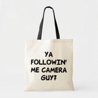 Ya Followin Me Bags