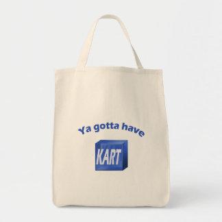 Ya gotta have KART tote bag