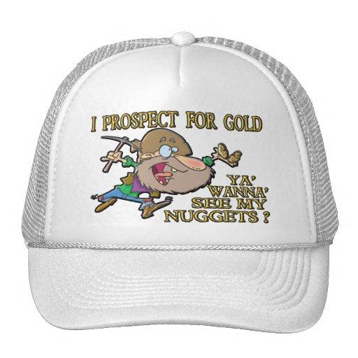 Ya' Wanna' See My Nuggets ? Hat