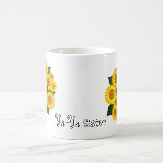 Ya-Ya Sunflower Coffee Mug