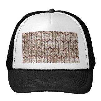 Yabane - Arrow Feathers Mesh Hat