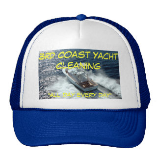 """yacht, 3rd Coast Yacht Cleaning, """"all day every... Cap"""