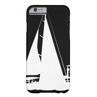 Yacht Barely There iPhone 6 Case