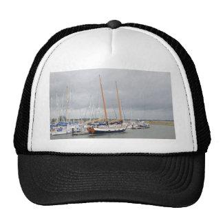 Yacht Barn Owl Cap