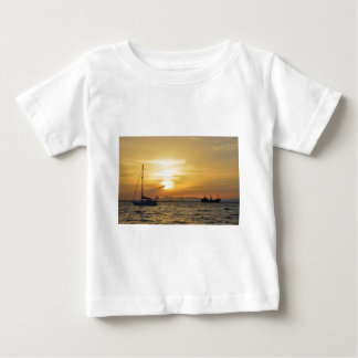 Yacht Blue Moon Baby T-Shirt