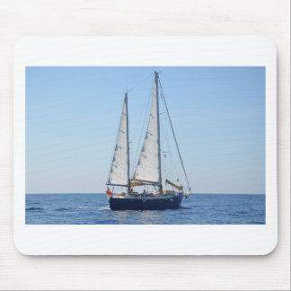 Yacht Cleophea Mouse Mat