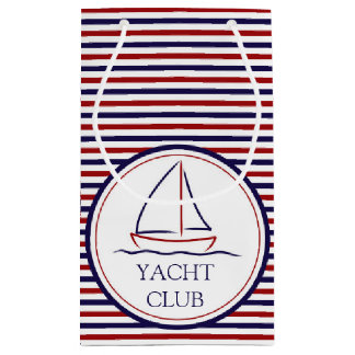 Yacht Club Small Gift Bag