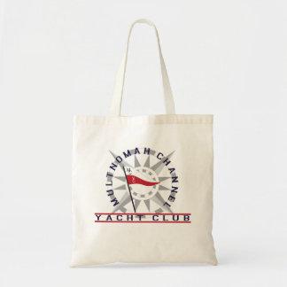 Yacht Club Tote Bag with MCYC logo