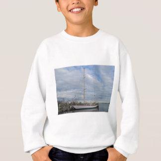 Yacht in Annapolis. Sweatshirt