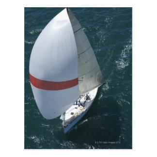 Yacht Postcard