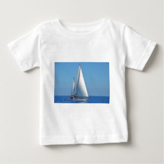Yacht Prelude On The EMYR Baby T-Shirt