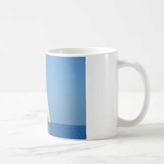 Yacht Prelude On The EMYR Coffee Mug