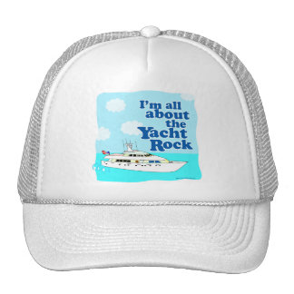 Yacht Rock Cap