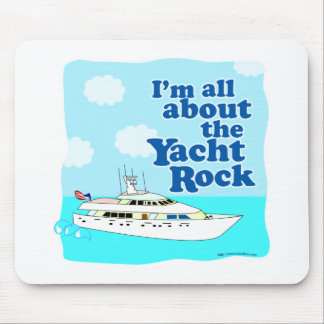 Yacht Rock Mouse Mat