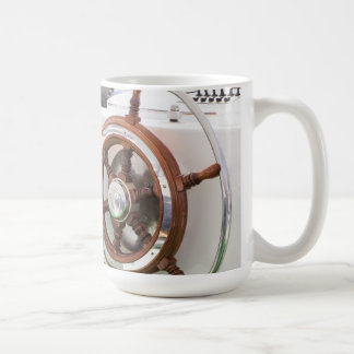 Yacht Rudder Mug