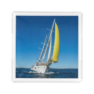 Yacht Sailing | South Australia Acrylic Tray