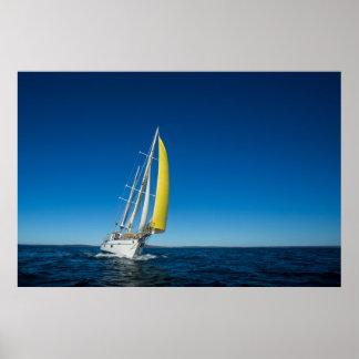 Yacht Sailing | South Australia Poster