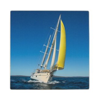 Yacht Sailing | South Australia Wood Coaster