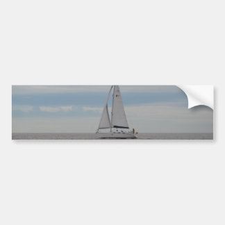 Yacht Sparrow Gifts Bumper Sticker